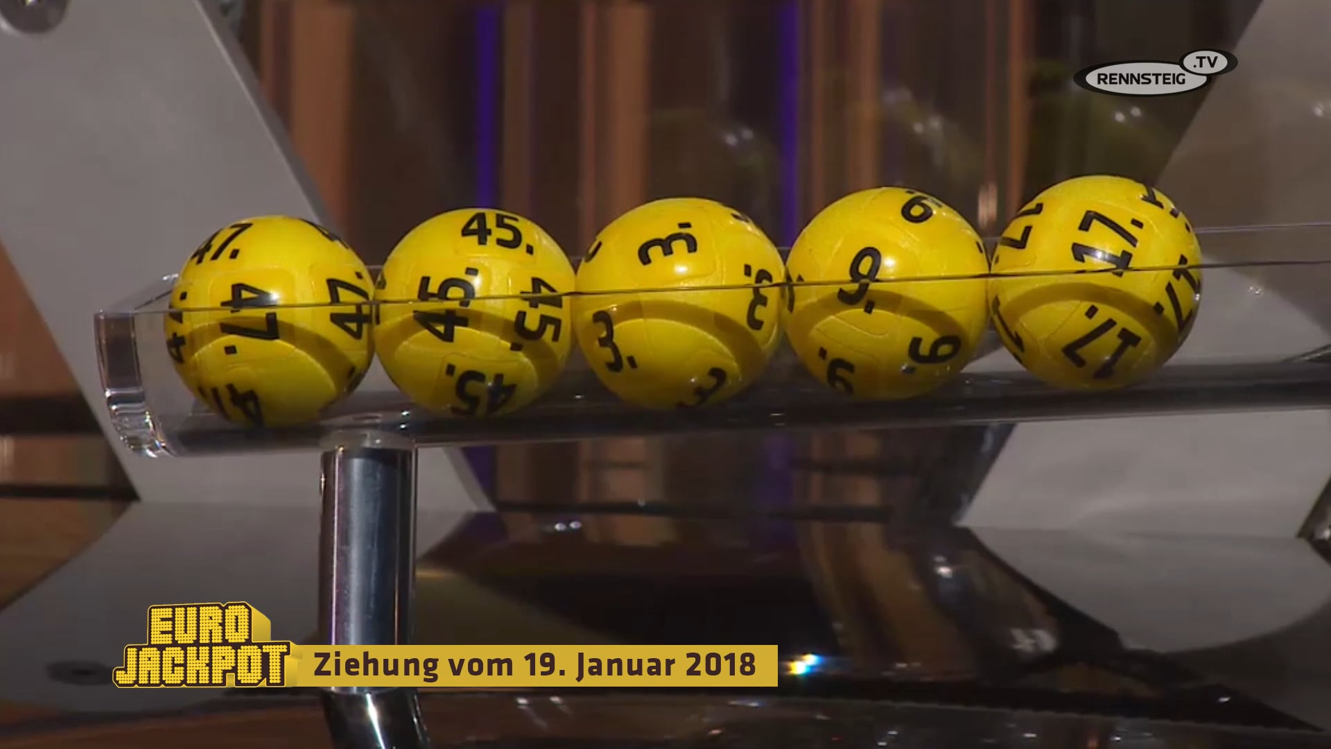 Eurojackpot Ziehung Stream