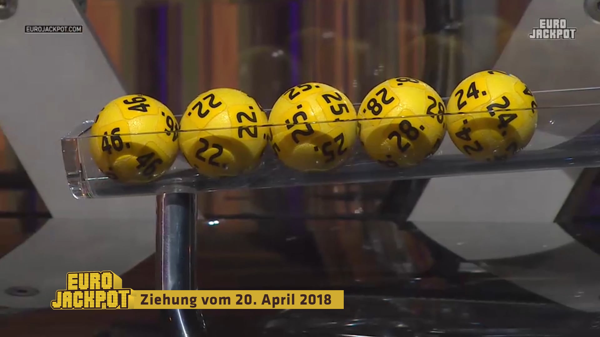Eurojackpot Ziehung 17.4 20