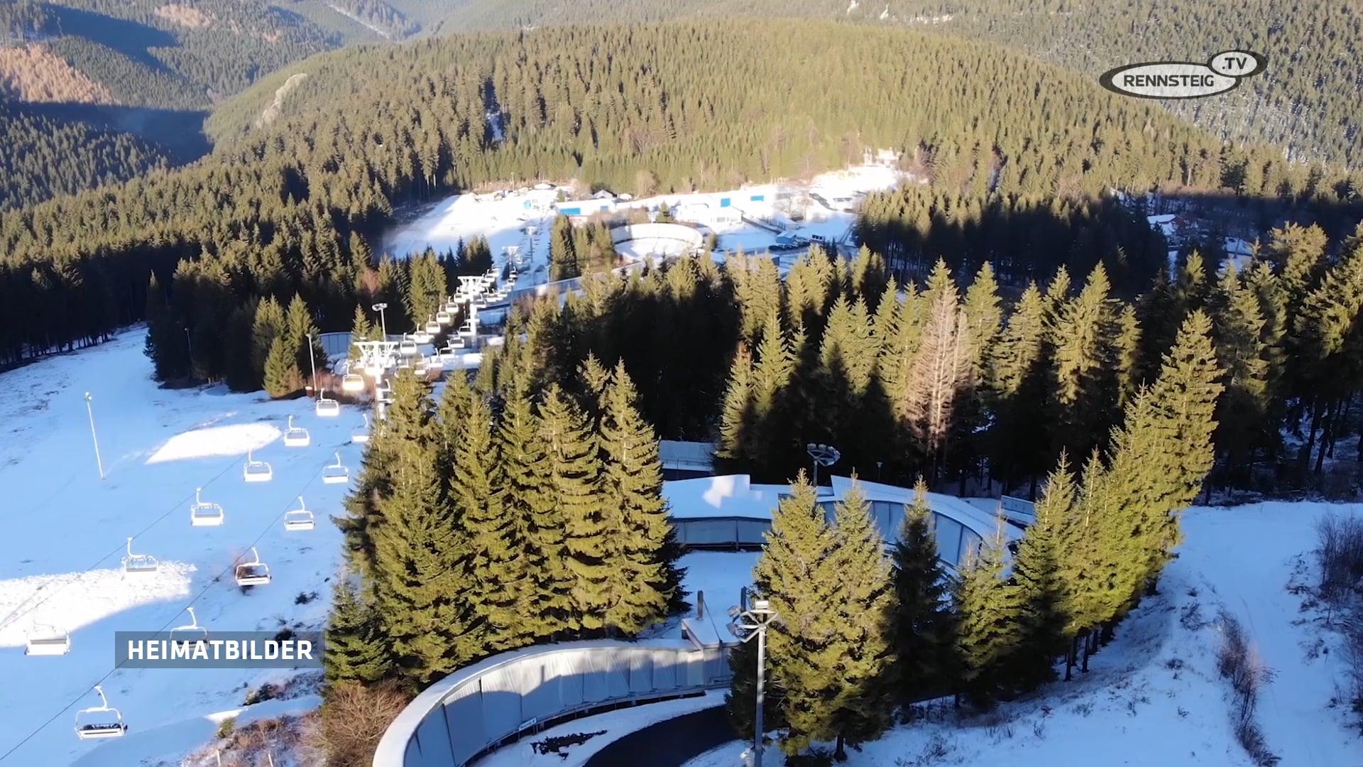Oberhof Rodelbahn